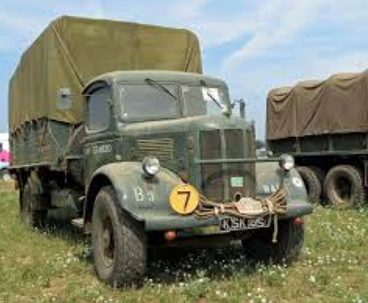 RAF Dodge Truck 1940