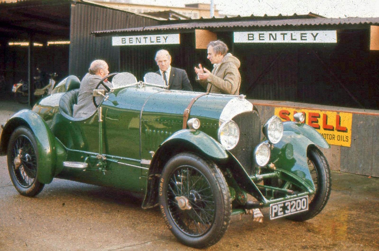 Barnarto Bentley 3litre PE3200- Kodak 3