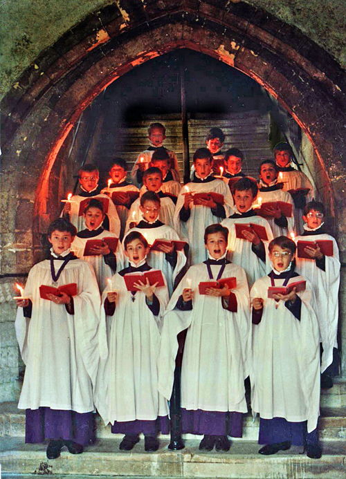 Canterbury choir